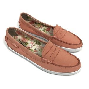 Cole Haan Pinch Maine Classic Pink Loafers